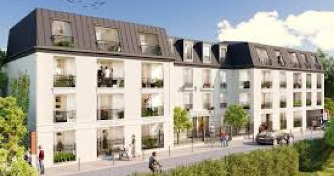 Achat / Vente appartement neuf Antony proche RER B (92160) - Réf. 3522