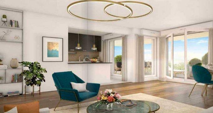 Achat / Vente appartement neuf Asnières-sur-Seine à 10 min de La Défense (92600) - Réf. 4730