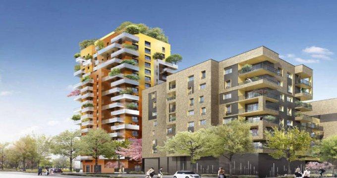 Achat / Vente appartement neuf Asnières-sur-Seine proche bord de Seine (92600) - Réf. 3554