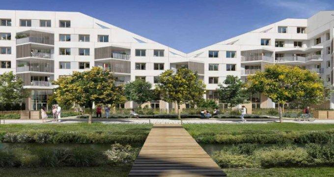 Achat / Vente appartement neuf Châtenay-Malabry écoquartier proche Parc de Sceaux (92290) - Réf. 5915