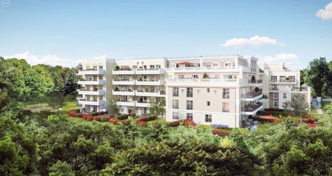 Achat / Vente appartement neuf Châtenay-Malabry proche future ligne 10 du tramway (92290) - Réf. 5075