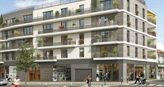 Achat / Vente appartement neuf Chaville à 100 mètres de la gare Chaville-Vélizy (92370) - Réf. 2013