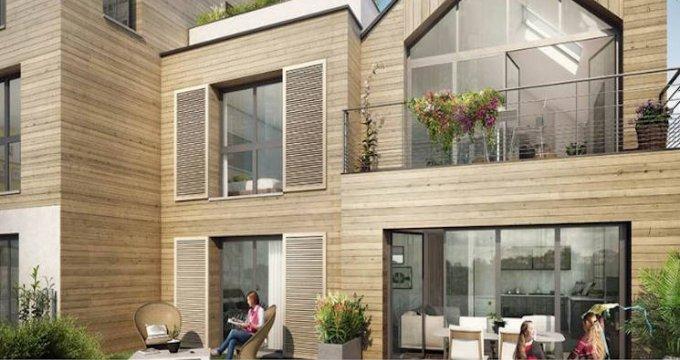 Achat / Vente appartement neuf Chaville à deux pas de la gare (92370) - Réf. 4947
