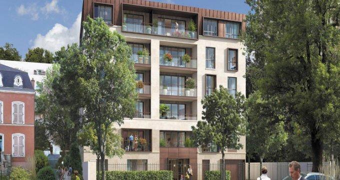 Achat / Vente appartement neuf Chaville proche Centre Hospitalier des Quatre Villes (92370) - Réf. 5934