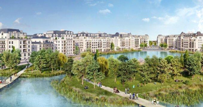 Achat / Vente appartement neuf Clamart ZAC du Panorama-Clamart (92140) - Réf. 2371