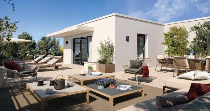 Achat / Vente appartement neuf Fontenay-aux-Roses au cœur du quartier du Paradis (92260) - Réf. 5289