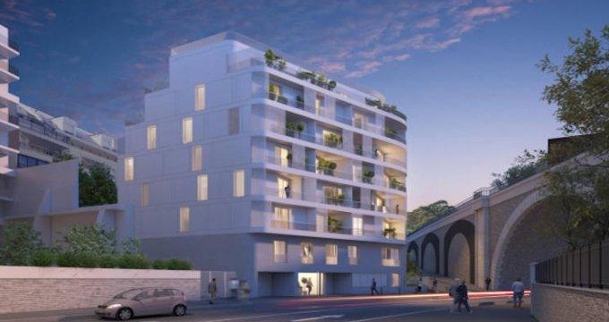 Achat / Vente appartement neuf Issy-les-Moulineaux proche RER C (92130) - Réf. 5834