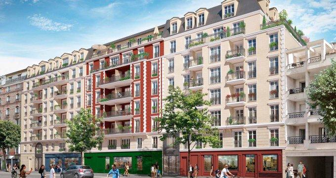 appartement neuf la garenne colombes aux portes de paris 92250 r f 2167. Black Bedroom Furniture Sets. Home Design Ideas