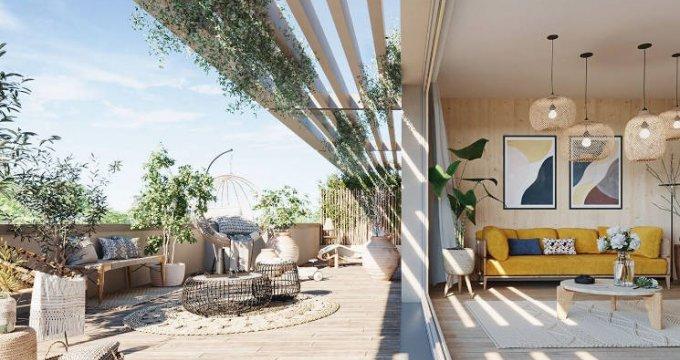 Achat / Vente appartement neuf Meudon écoquartier Pointe Trivaux (92190) - Réf. 4843