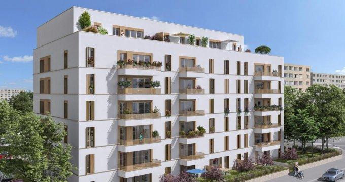 Achat / Vente appartement neuf Meudon proche de Paris (92190) - Réf. 2604