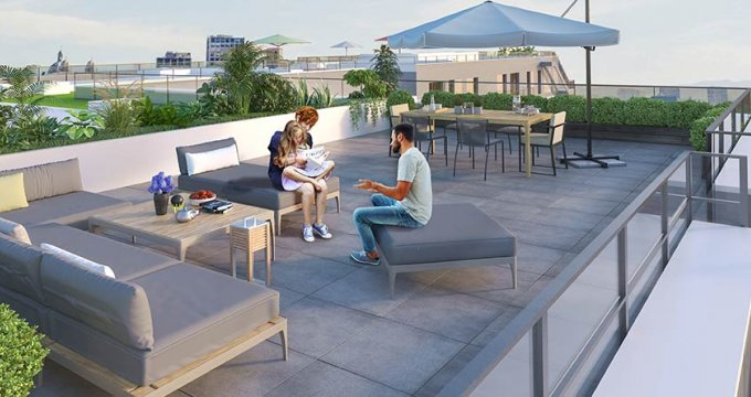 Achat / Vente appartement neuf Meudon quartier My Meudon (92190) - Réf. 2438