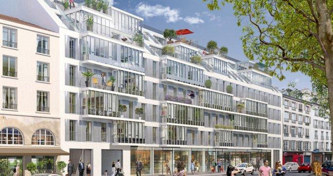 Achat / Vente appartement neuf Paris 5 Rive Gauche (75005) - Réf. 721