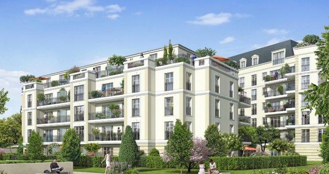 Achat / Vente appartement neuf Rueil-Malmaison proche cœur de ville (92500) - Réf. 6036