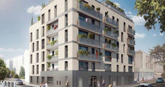 Achat / Vente appartement neuf Vanves à moins de 300m du Transilien N (92170) - Réf. 5732