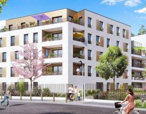 Achat / Vente appartement neuf Antony proche parc des Sceaux (92160) - Réf. 3835