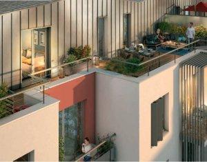 Achat / Vente appartement neuf Bagneux quartier des Meuniers (92220) - Réf. 3197
