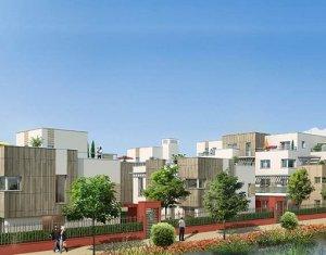 Achat / Vente appartement neuf Bois-Colombes proche gares (92270) - Réf. 1809