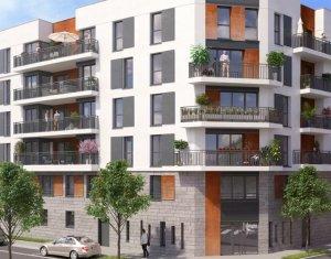 Achat / Vente appartement neuf Bois-Colombes quartier Pompidou Le Mignon (92270) - Réf. 2632