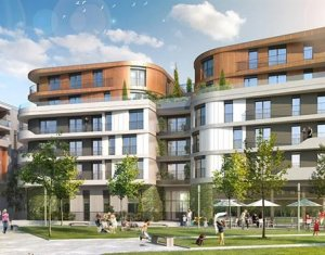 Achat / Vente appartement neuf Bois-Colomes proche futur tramway T1 (92270) - Réf. 1265