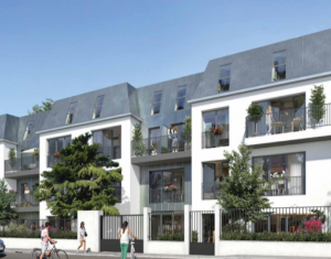 Achat / Vente appartement neuf Bourg-la-Reine à 500 m du coeur de ville (92340) - Réf. 5630