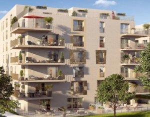 Achat / Vente appartement neuf Chatenay-Malabry en face du Parc de Sceaux (92290) - Réf. 5751