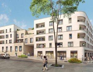 Achat / Vente appartement neuf Châtenay-Malabry face à la coulée verte (92290) - Réf. 3098