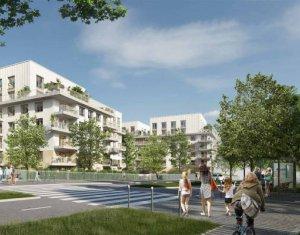 Achat / Vente appartement neuf Châtenay-Malabry face au Parc de Sceaux (92290) - Réf. 5958