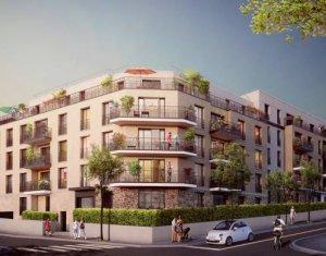 Achat / Vente appartement neuf Châtenay-Malabry parc de la Vallée aux Loups (92290) - Réf. 6018