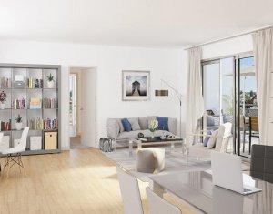 Achat / Vente appartement neuf Châtillon proche ligne de tramway T6 (92320) - Réf. 5418