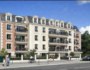 Achat / Vente appartement neuf Clamart au cœur du Petit Clamart (92140) - Réf. 4329
