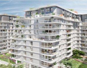 Achat / Vente appartement neuf Clichy à 9 minutes à pied du métro (92110) - Réf. 5268