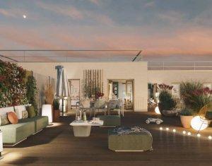 Achat / Vente appartement neuf Clichy bords de Seine proche commerces (92110) - Réf. 4800