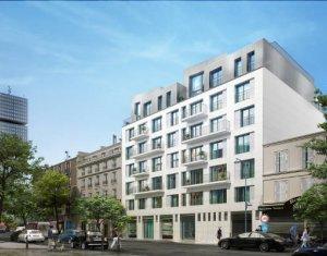 Achat / Vente appartement neuf Clichy-la-Garenne aux portes de Paris (92110) - Réf. 6033