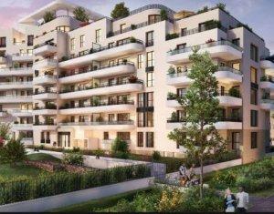 Achat / Vente appartement neuf Colombes proche ligne Transilien J (92700) - Réf. 3553