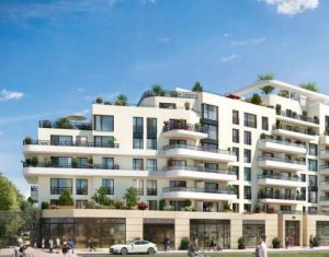 Achat / Vente appartement neuf Colombes proche Stade Olympique Yves du Manoir (92700) - Réf. 3392