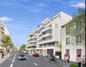 Achat / Vente appartement neuf Colombes quartier des Vallées (92700) - Réf. 1904