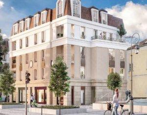Achat / Vente appartement neuf Fontenay-aux-roses centre-ville (92260) - Réf. 2920
