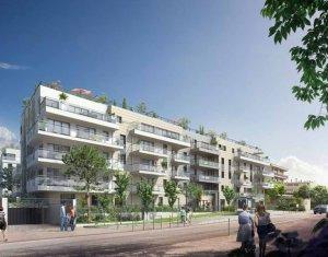 Achat / Vente appartement neuf Garches proche du centre-ville (92380) - Réf. 2346