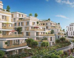 Achat / Vente appartement neuf Issy-Les-Moulineaux coeur centre-ville (92130) - Réf. 3337