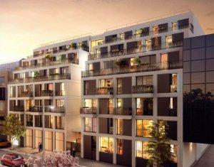 Achat / Vente appartement neuf Issy les Moulineaux proche place de la mairie (92130) - Réf. 2476