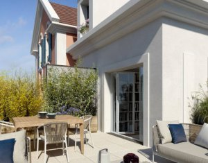 Achat / Vente appartement neuf Le Plessis-Robinson au coeur du quartier Descartes (92350) - Réf. 5933