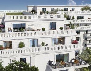 Achat / Vente appartement neuf Levallois-Perret proche gare Clichy-Levallois (92300) - Réf. 722