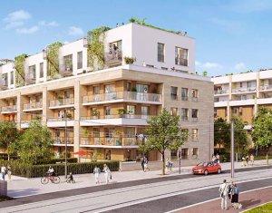 Achat / Vente appartement neuf Meudon quartier de la Pointe-de-Trivaux (92190) - Réf. 1866