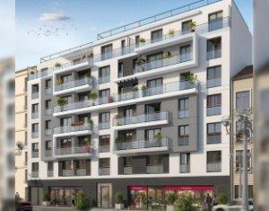 Achat / Vente appartement neuf Montrouge proche mairie et métro (92120) - Réf. 1577
