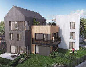 Achat / Vente appartement neuf Nanterre proche centre-ville (92000) - Réf. 2769