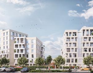 Achat / Vente appartement neuf Nanterre proche parc André Malraux (92000) - Réf. 5293