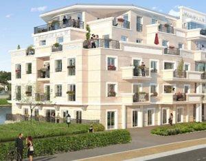 Achat / Vente appartement neuf Neuilly sur seine quartier d'affaires de la Défense (92200) - Réf. 2358