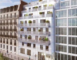 Achat / Vente appartement neuf Paris 13 proche RER C (75013) - Réf. 3752