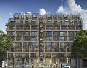 Achat / Vente appartement neuf Paris 13 Station Bibliothèque François Mitterrand (75013) - Réf. 2676