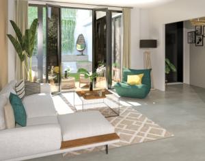 Achat / Vente appartement neuf Paris 14e proche porte d'Orléans (75014) - Réf. 5242